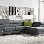DARBY – MODERN FABRIC SECTIONAL SOFA SET2